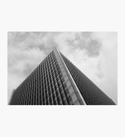Looking Up v1 - Central District, Hong Kong Photographic Print