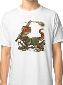 Fight The Asteroid Classic T-Shirt