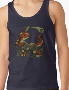 Fight The Asteroid Tank Top