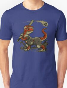 Fight The Asteroid Unisex T-Shirt