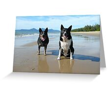Beachy Brothers Greeting Card