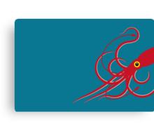 Giant Squid Canvas Print