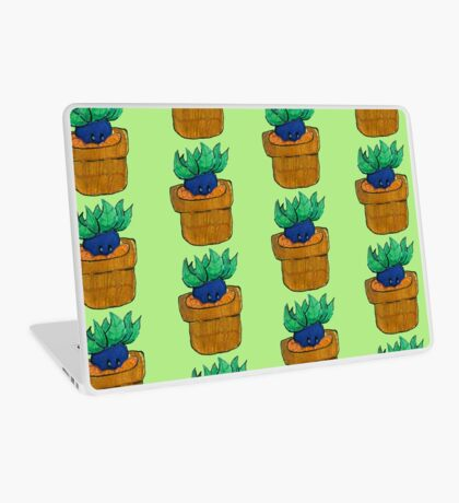 Oddish Laptop Skin