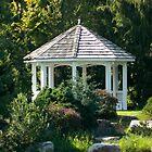 Garden Gazebo by ctheworld
