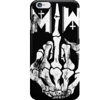 Motionless In White iPhone Case iPhone Case/Skin