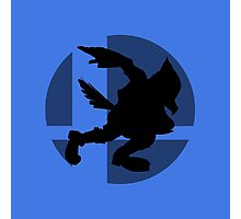 Smash Bros - Falco Photographic Print