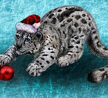 Snow Leopard by AnnaShell