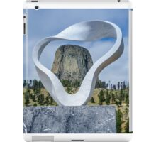Circle of Sacred Smoke iPad Case/Skin