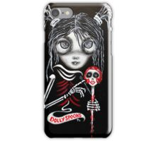 Penny Pigtail iPhone Case/Skin