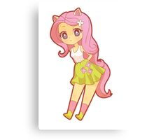 Fluttershy - My Little Pony Canvas Print