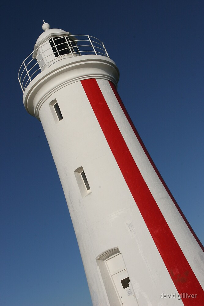 Devonport lighthouse by david gilliver