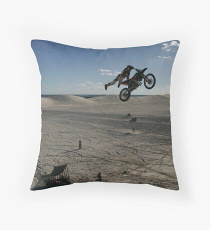 Serious Air Throw Pillow