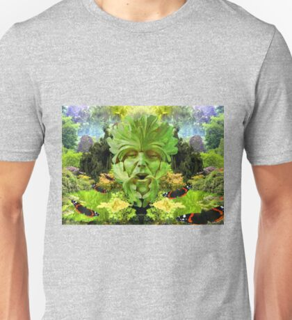 The Green Woman Unisex T-Shirt