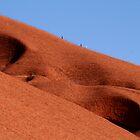Like ants .... by Robyn Lakeman