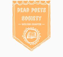 Society Crest (Creamsicle) Unisex T-Shirt