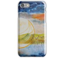 """Harvest Moon"" iPhone Case/Skin"
