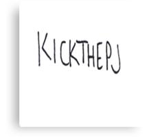 KickThePJ Canvas Print