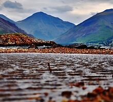 WAST WATER by Rhys  Bevan