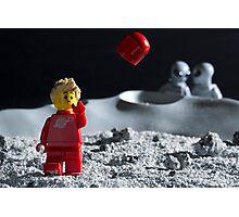 Lego Astronaut Photographic Print