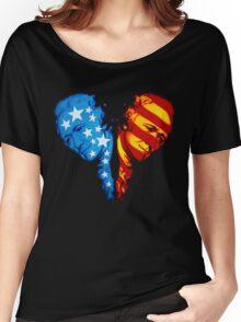 Alexander Hamilton Rorschach Love T-Shirt Women's Relaxed Fit T-Shirt