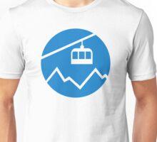 Cable car Unisex T-Shirt