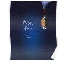Wait for It Poster