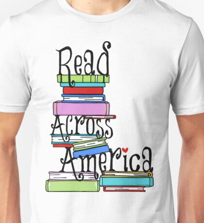read across Unisex T-Shirt