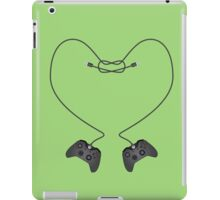 XBox One Love iPad Case/Skin