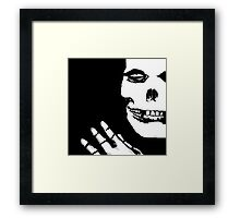 Misfits Ghoul Framed Print