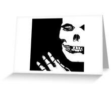 Misfits Ghoul Greeting Card