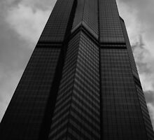 Looking Up v6 - The Centre, Hong Kong by Jonathan Russell