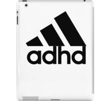 ADHD iPad Case/Skin