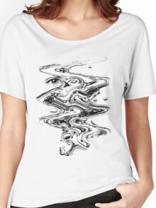 LiquidVisions Women's Relaxed Fit T-Shirt