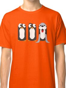 Seal Costume Penguin Classic T-Shirt
