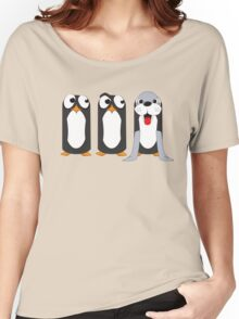 Seal Costume Penguin Women's Relaxed Fit T-Shirt