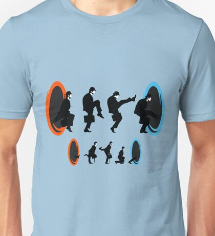 Ministry Of Silly Portal Lmt Unisex T-Shirt