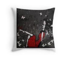 A Secret Dream Throw Pillow
