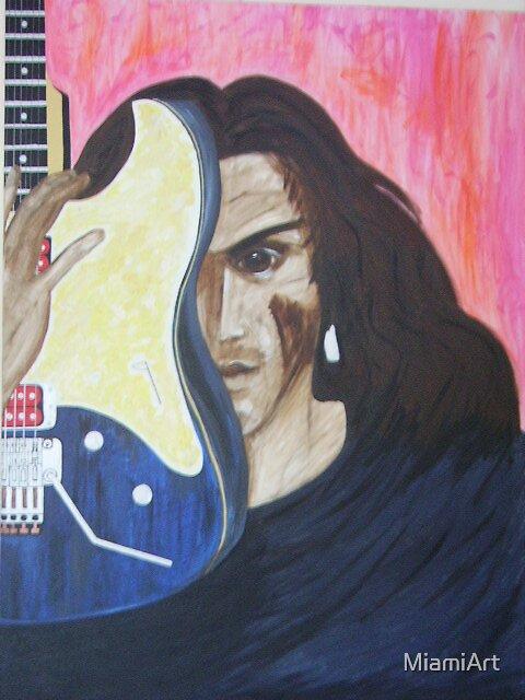 Ivan Cardozo by MiamiArt