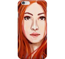 Amy Pond  iPhone Case/Skin