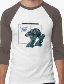Now What? Men's Baseball ¾ T-Shirt