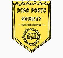 Society Crest (Yellow) Unisex T-Shirt