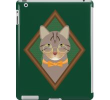 Dr. Charles-Ph.D. in Kitterature iPad Case/Skin