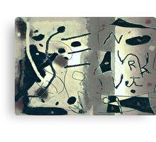 No War Vet Canvas Print