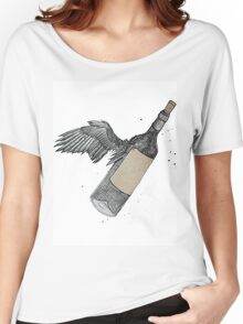 In Vino Veritas Women's Relaxed Fit T-Shirt