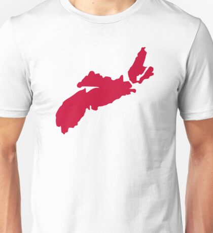 Canada Nova Scotia Unisex T-Shirt