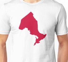 Canada Ontario Unisex T-Shirt