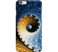 Gaze From the Depths iPhone Case/Skin