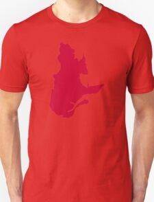 Canada Quebec Unisex T-Shirt