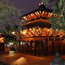 Pagoda by Lawrence Meckan