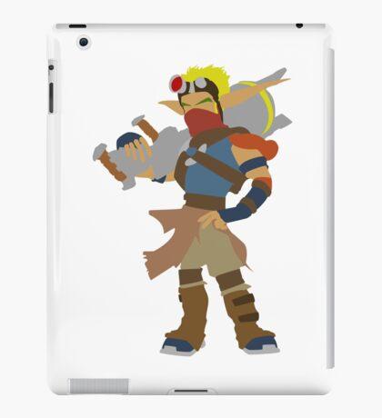 Jak 3-Jak iPad Case/Skin